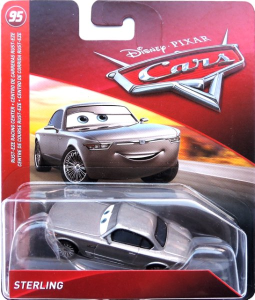 CARS 3 (Auta 3) - Sterling
