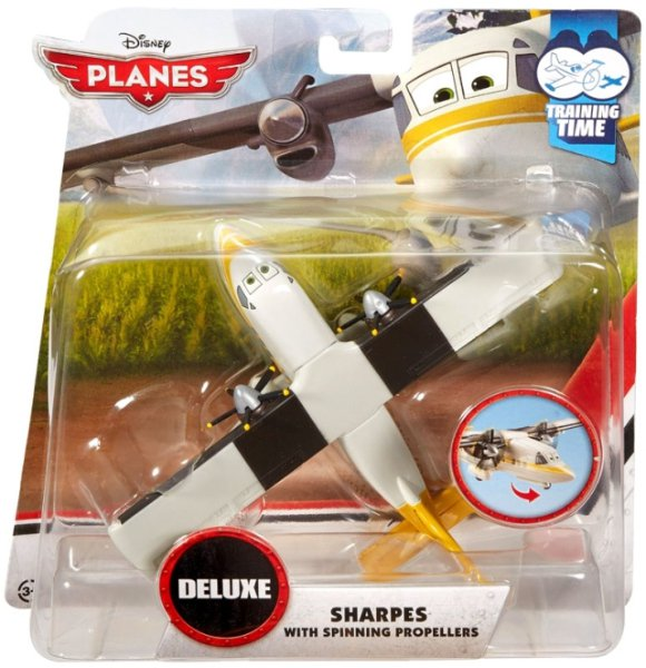 PLANES (Letadla) - Sharpes DELUXE