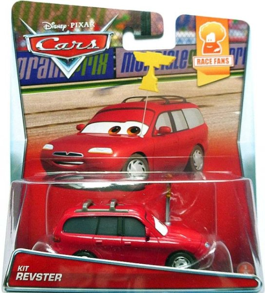 CARS 2 (Auta 2) - Kit Revster