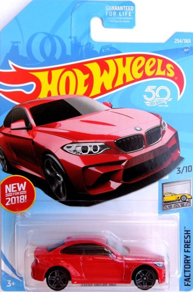 HOT WHEELS - 2016 BMW M2