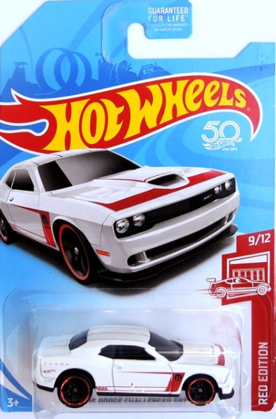 HOT WHEELS - 15 Dodge Challenger SRT