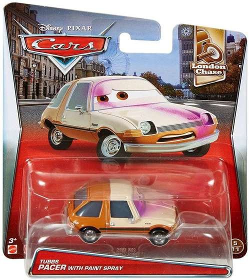 CARS 2 (Auta 2) - Tubbs Pacer with Paint Spray