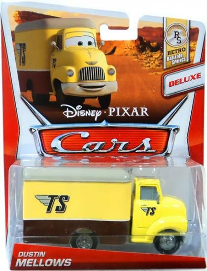 CARS 2 Deluxe (Auta 2) - Dustin Mellows