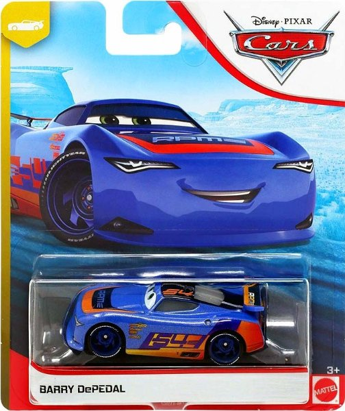 CARS 3 (Auta 3) - Barry DePedal Nr. 54
