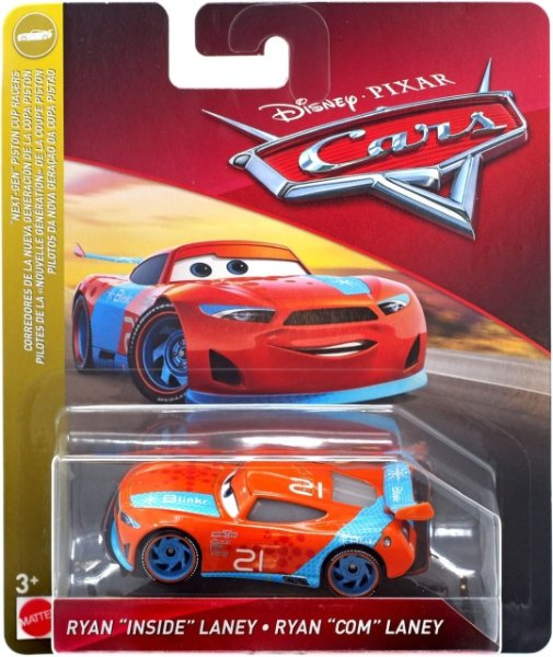 CARS 3 (Auta 3) - Ryan Inside Laney Nr. 21 NEW