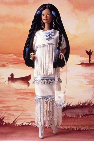 BARBIE Native American - Special Edition (1992)