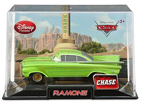 CARS 2 (Auta 2) - Ramone Chase Collector Edition