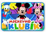MICKEY MOUSE klubík