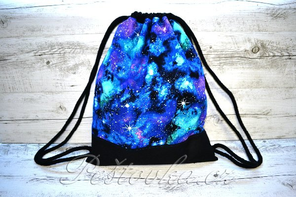 Peštovka CITY BAG > varianta galaxy