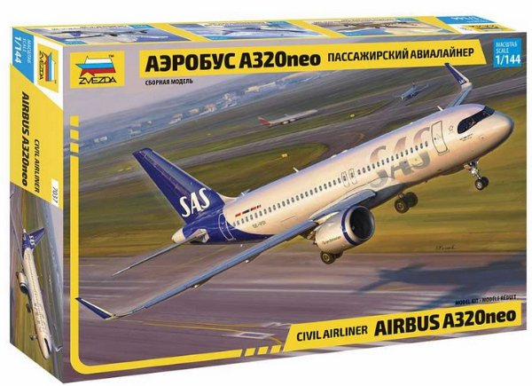 Airbus A320 NEO (1:144) > 1:144