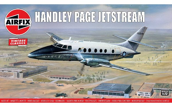 Handley Page Jetstream (1:72) > 1:72