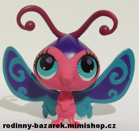 LITTLEST PET SHOP motýl LPS 2740 > varianta LPS 2740