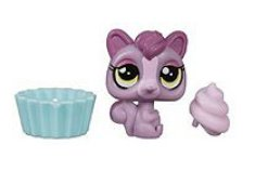 LITTLEST PET SHOP  miminko VEVERKA LPS 3711 Collection Series 1  NOVÉ > varianta Collection Series 1 LPS 3711