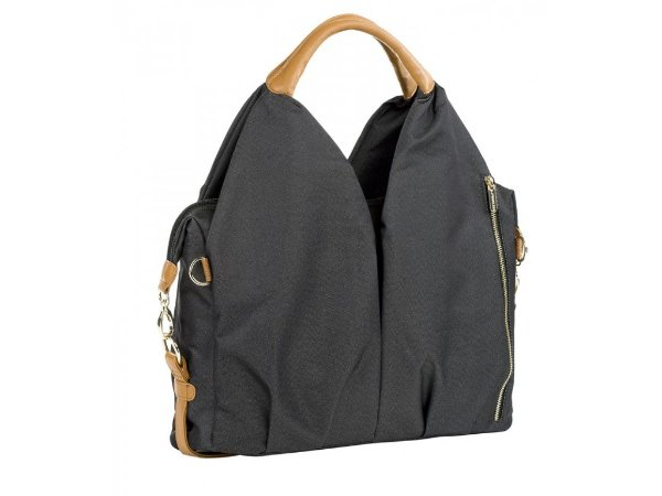 Green Label Neckline Bag > varianta denim black