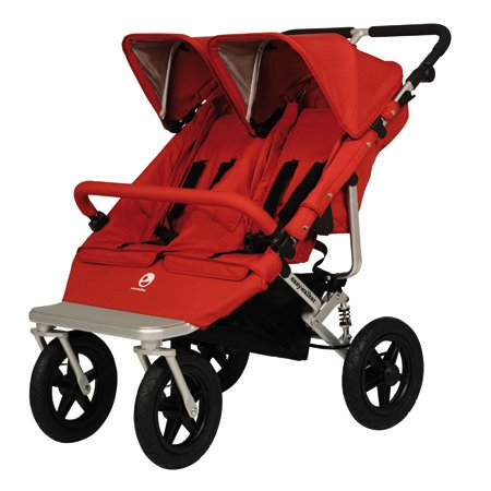 Easywalker Duo Plus > varianta berry red