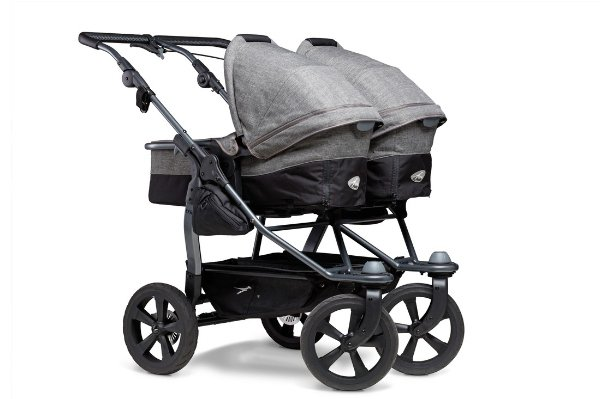 TFK DUO 2020 Eco PUSH CHAIR > varianta premium line Grey