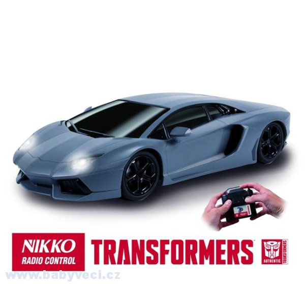 Rc model auta Decepticon Lockdown > varianta Rc model auta Decepticon Lockd
