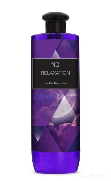 Sprchový gel > varianta relaxation > 500 ml