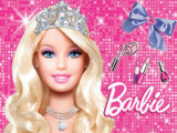 BARBIE, PRINCESS, POLLY POCKET