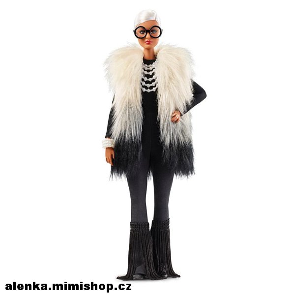 Barbie® Styled by Iris Apfel Doll > varianta FWJ27