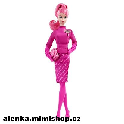 Barbie® 60th Anniversary Doll PINK