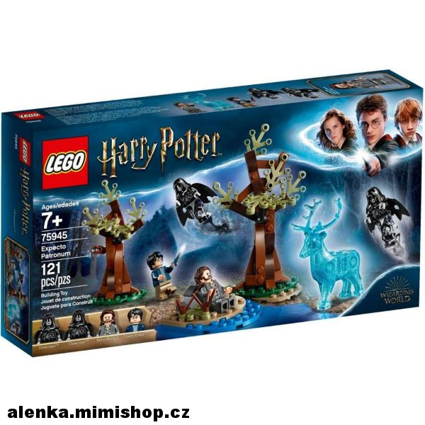 LEGO Harry Potter™ 75945 Ecpecto Patronum