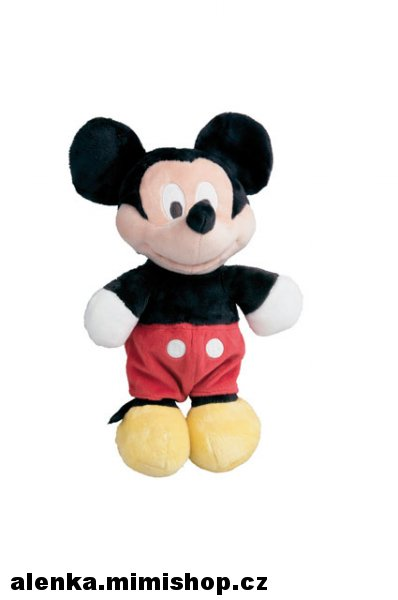 MICKEY MOUSE flopsies 36cm