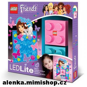 LEGO FRIENDS LED LITE > varianta OLIVIA