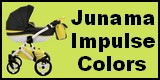 Kočárek Junama Impulse Colors 2018