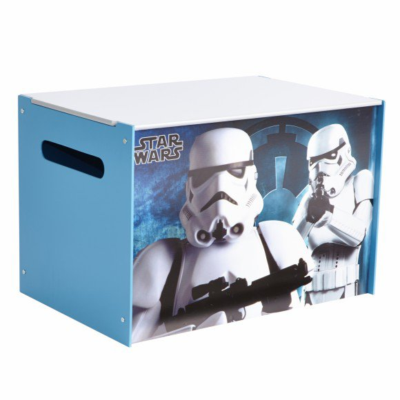Bedna box na hračky Star Wars > varianta Ready Room Star Wars