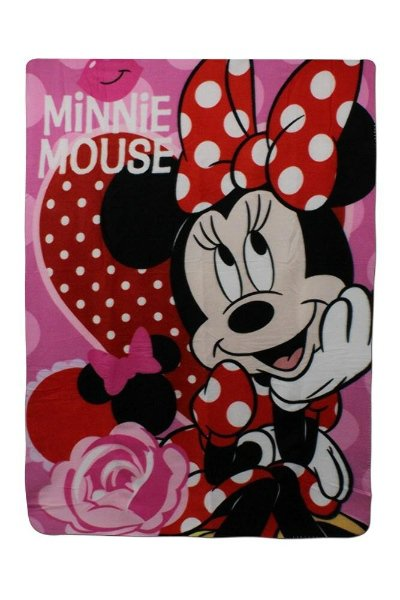 Deka 100x140  Minnie Mouse > varianta Deka 100x140  Minnie Mouse