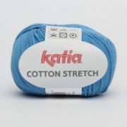 COTTON STRETCH - 20 - sea