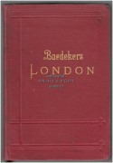 Baedekers Reisehandbücher: LONDON	(	Baedeker Karl	)