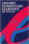 OXFORD ELEMENTARY LEARNER´S DICTIONARY	(	Kolektiv	)