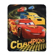 Fleece deka Cars