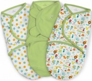 Summer Infant SwaddleMe Abeceda sada 3ks