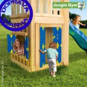 vestavný domeček JUNGLE GYM PLAYHOUSE