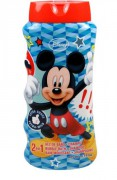 Pěna a šampon do koupele Mickey Mouse
