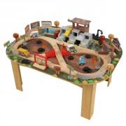 Autodráha Cars 3 Thunder Hollow - Track Set & Table