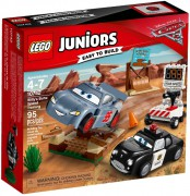 LEGO JUNIORS 10742 - ZÁVODNÍ OKRUH WILLY´S BUTTE