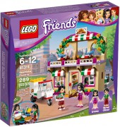 LEGO FRIENDS 41311 - PIZZERIE V MĚSTEČKU HEARTLAKE