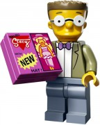 LEGO MINIFIGURKA SIMPSONS 71009 - SMITHERS