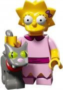 LEGO MINIFIGURKA SIMPSONS 71009 - LISA