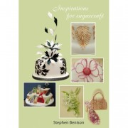 DVD Inspirations for sugarcraft - inspirace pro cukrářství