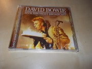 David Bowie – 50th Birthday Broadcast (1997 Acoustic Celebration) (CD)