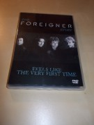 Foreigner ‎– The Foreigner Story (Feels Like The First Time) (DVD) ČASOVĚ OMEZENÁ AKCE