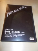 Metallica - Live at San Diego (DVD) BAZAR