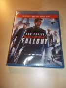 Mission: Impossible - Fallout - BLU-RAY  +  BLU-RAY BONUS DISK