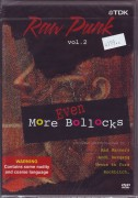RAW PUNK VOL.2 - Even More Bollocks (DVD)