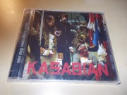 Kasabian ‎– West Ryder Pauper Lunatic Asylum (CD)